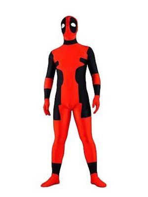 Deadpool costume - Deadpool Spandex Zentai Costume