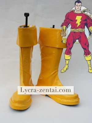 Captain Marvel Costume-Captain Marvel Boots