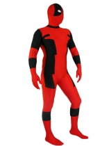 Deadpool Costume Lycra Deadpool Costume--Deadpool Costume