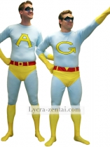 Saturday Night Live Ace & Gary-Ace Superhero Costume