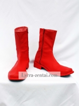 Ultraman Seven X Red Cosplay Boots