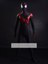 3D Printing Ultimate Miles Morales Spider-Man Costume