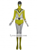 Jetman Power Ranger - Yellow Owl Superhero Costume