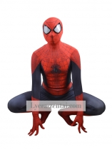 Ultimate Spider-Man 3D Shade Pattern Superhero Costume