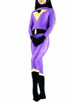 Super Twins Spandex Superhero Costume