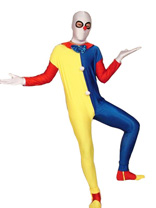Clown Spandex Unisex Zentai Suit
