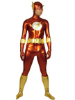 The flash Superhero Costume Zentai