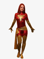 Jean Grey Phoenix Superhero Costume